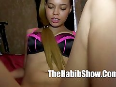 18 mix redboned lady queen makes me cum in seconds