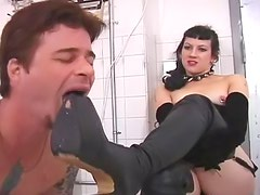 He yearns for CBT from mistress