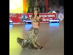Alla Kushnir sexy belly Dance part 50