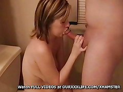 Bathroom Quickie Home Video