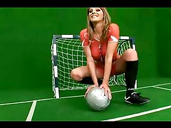 Body Painting Soccer -2