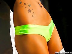 Wow! This Is One Of The Best Asses On The Net! + Cameltoe!
