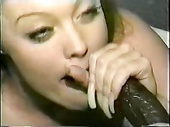 Daejha Milan Super Long Nails Blowjob