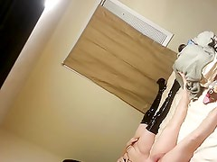 wife getting fucked hard in thigh high boots part 3