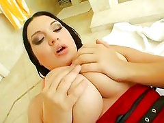 Cassandra Calogera nailed in POV
