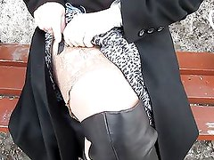 Stockings and shoes