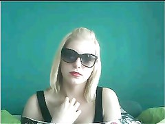 Webcamz Archive - Girl With Sunglasses Flashing Chatroulette