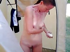 Camping Shower 2