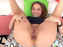 Beautiful Remy Lacroix walks around showing her sweet bum and she puts