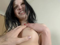 Anal Hardcore Fucking After Dildo Inside