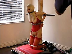 Some new styles of bondage and humiliation