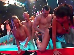 Euro Sluts Suck and Fuck - Orgy Party Part 1