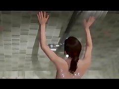 Ellen Page Nude Shower Scenes In Beyond Two Souls HD