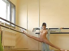 very cute Russian Gymnast