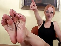 Orias foot pov