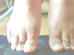 all natural sexy toes