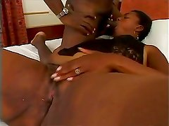 46yr old Black MILF Vania Loves Cock and Cum