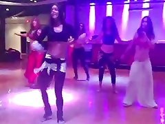 Alla Kushnir sexy belly Dance part 91