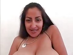 Saggy tit slut gets fucked