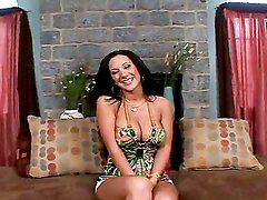 Rough pounding withthe busty brunette Jayden Jaymes