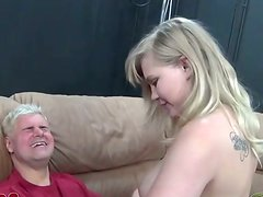Fingering And Rubbing For Easier Cock Riding