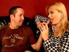 A little bit of erotica with a sexy blond milf Lynn LeMay
