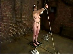 Naughty Girl Dominated in Different and Kinky Bondage Situations
