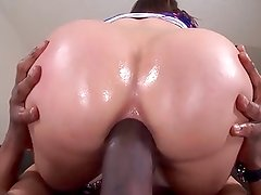 Aleksa Nicole does anal fucking and ass to mouth