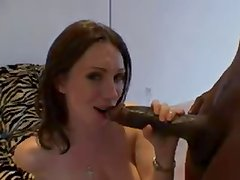 Milf like black cock