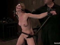 Great BDSM video with Sarah Shevon getting humiliated