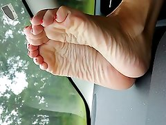 Awesome wrinkled soles.