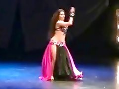 Alla Kushnir sexy belly Dance part 20