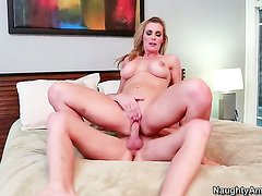 Kris Slater gives breathtakingly hot Tanya Tates