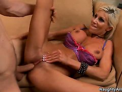 Puma Swede and her hard dicked