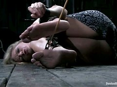 Extreme BDSM Action with Torture and Toying for Dia Zerva