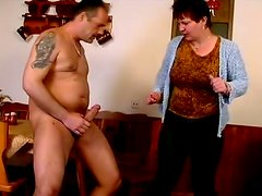 Mature Amateur Chubby Woman Cheating With Her Neighbor