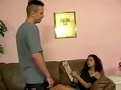 Wild Girl Likes To Spank And Torture Her Boyfriend