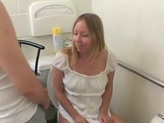 Amateur Video Of Nasty Couple Having Fun In The Bathroom