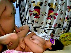 Amateur Indian chick in a hot homemade scene
