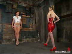 Poor Cami gets humiliated and toyed by Chata-Rose