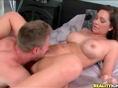 Milf suck and 69 on her birthday