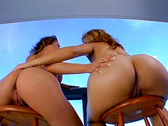 Latinas Babes Tasty Asses Parade And Teasing On Camera