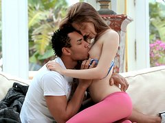 Hardcore Interracial Sex With Muscled Black Guy And Hot Teen Zoe