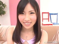 Fingering Masturbation by Hot Japanese Girl Yuki Komiyama