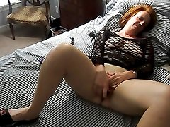 Julie Anne the Prostitute Dildo play