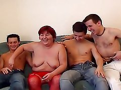 Nursing Home Sluts. Scene 2