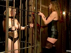 Penny Pax gets humiliated and brutally fucked by Felony in BDSM scene