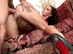 Brandy Aniston taking sex to the whole new level