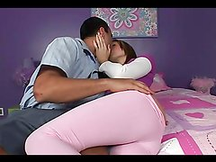 Candace Cage is fucked silly in her bedroom