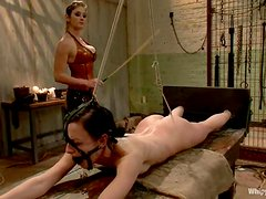 Felony welcomes Elise Graves in the BDSM underground